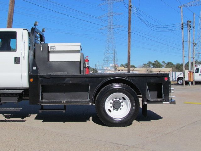 2011 Ford F750 Flatbed - 15174719 - 7