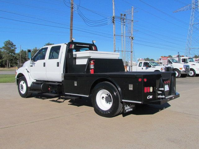2011 Ford F750 Flatbed - 15174719 - 8