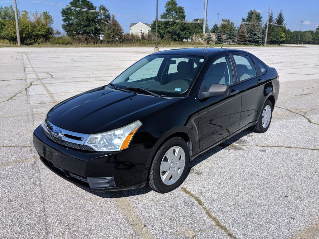 Ford Focus Wheels >> 2011 Used Ford Focus S Automatic Cd Mp3 Keyless Entry Steel Wheels At X9 Motors Serving Cleveland Oh Iid 19327698