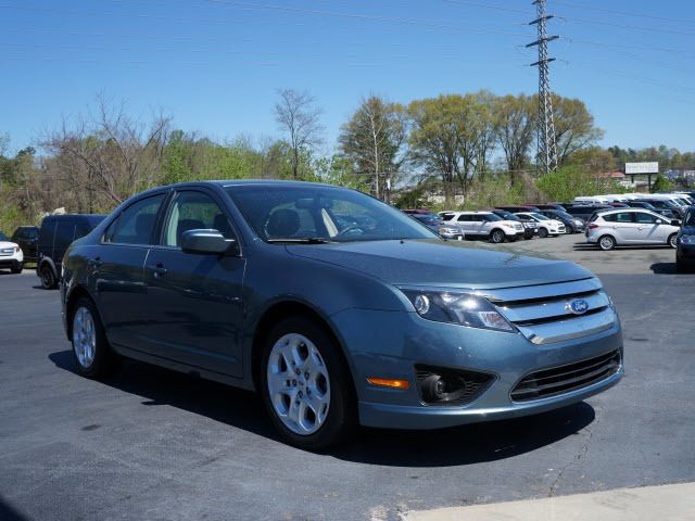 2011 Ford Fusion 4dr Sdn SE FWD - 11960082 - 0