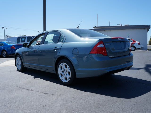 2011 Ford Fusion 4dr Sdn SE FWD - 11960082 - 2