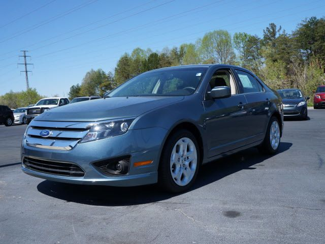 2011 Ford Fusion 4dr Sdn SE FWD - 11960082 - 3