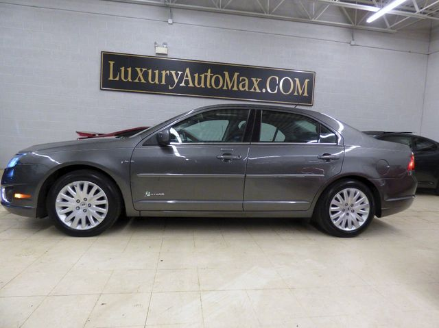 2011 Ford Fusion 4dr Sedan Hybrid FWD - Click to see full-size photo viewer