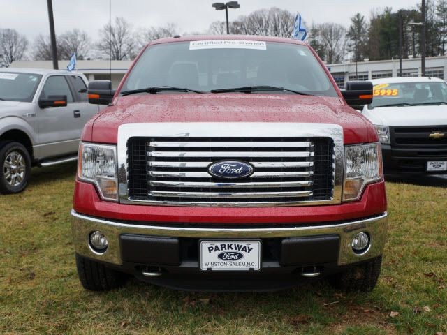2011 Ford F-150  - 11755296 - 19