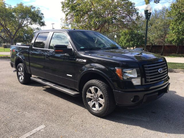 "2011 used ford f-150 2wd supercrew 145"" fx2 at a luxury autos"