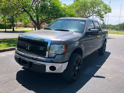 "2011 Ford F-150 2WD SuperCrew 145"" Lariat Truck"
