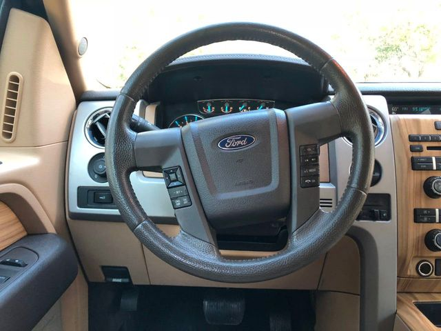 "2011 Ford F-150 2WD SuperCrew 145"" Lariat - Click to see full-size photo viewer"
