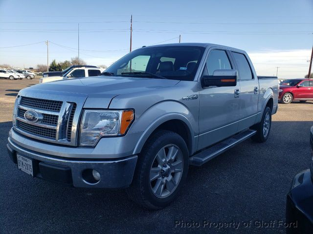 "2011 Ford F-150 2WD SuperCrew 157"" Lariat"