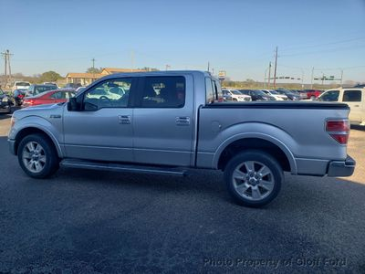 "2011 Ford F-150 2WD SuperCrew 157"" Lariat - Click to see full-size photo viewer"
