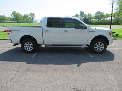 2011 Ford F-150 4WD LARIAT PLUS CHROME - Click to see full-size photo viewer