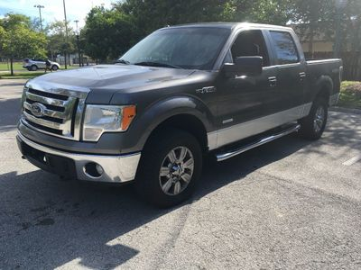 "2011 Ford F-150 4WD SuperCrew 145"" FX4 Truck"