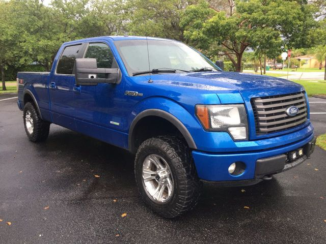 "2011 Ford F-150 4WD SuperCrew 145"" FX4 - Click to see full-size photo viewer"