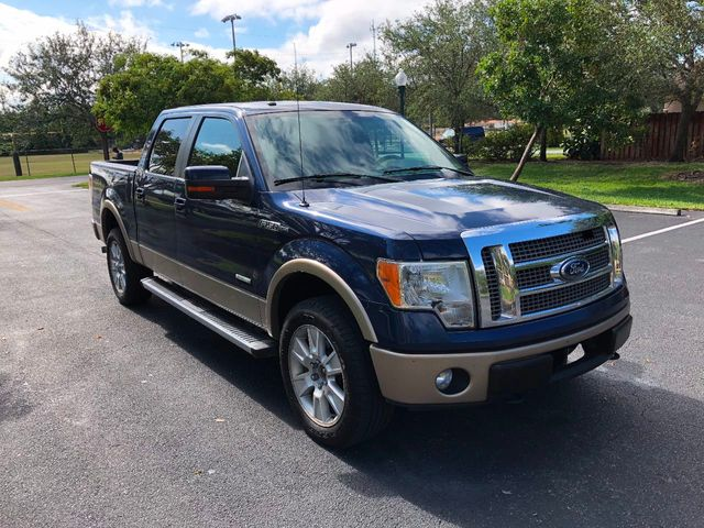 "2011 Ford F-150 4WD SuperCrew 145"" Lariat - Click to see full-size photo viewer"