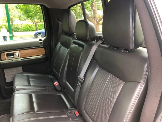 """2011 Ford F-150 4WD SuperCrew 145"""" Lariat - Click to see full-size photo viewer"""