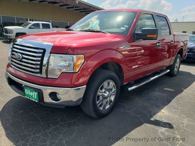 "2011 Ford F-150 4WD SuperCrew 145"" XLT Truck"