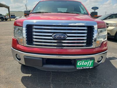 "2011 Ford F-150 4WD SuperCrew 145"" XLT - Click to see full-size photo viewer"
