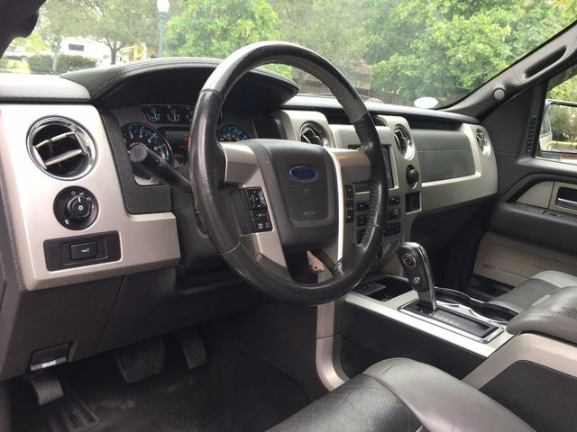 "2011 Ford F-150 AWD SuperCrew 145"" Lariat Limited - Click to see full-size photo viewer"