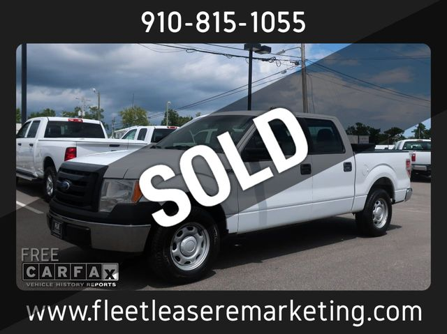 2011 Used Ford F-150 Super Crew at Fleet Lease Remarketing Serving  Wilmington, NC, IID 19214729