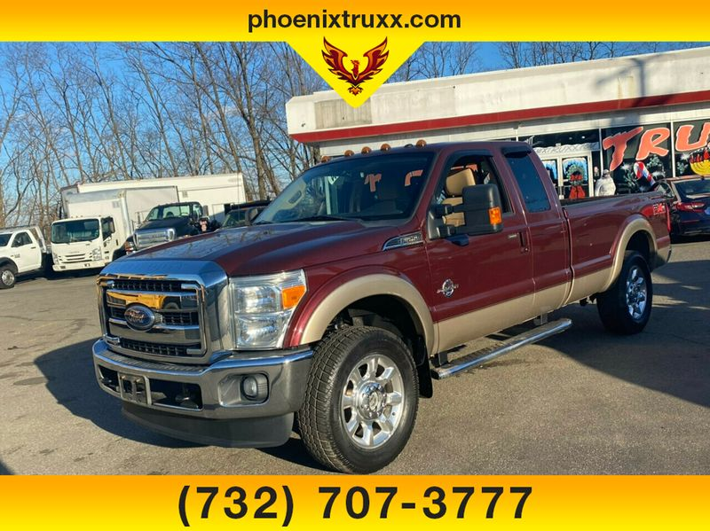 2011 Ford F-250 Super Duty Lariat 4x4 4dr SuperCab 8 ft. LB Pickup - 18540419 - 0