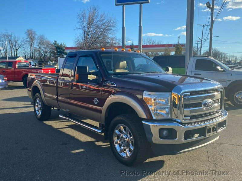 2011 Ford F-250 Super Duty Lariat 4x4 4dr SuperCab 8 ft. LB Pickup - 18540419 - 13