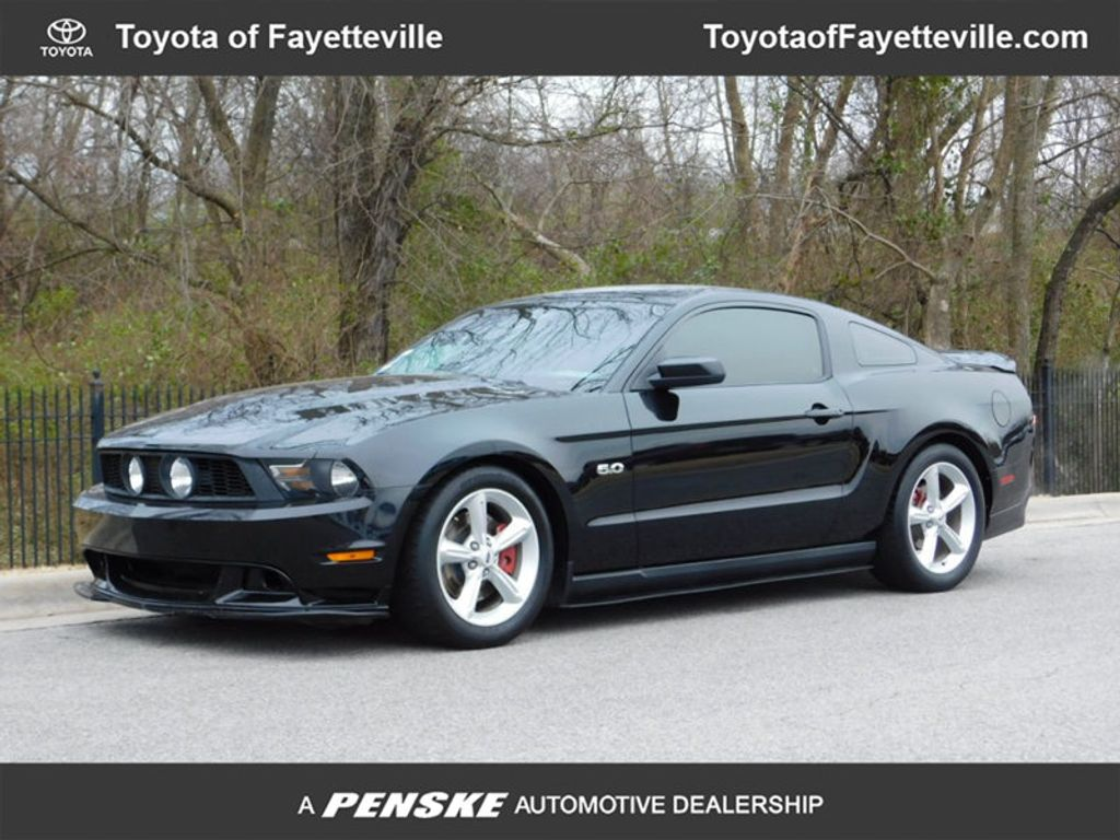 2011 Ford Mustang 2dr Coupe GT - 18359447 - 0