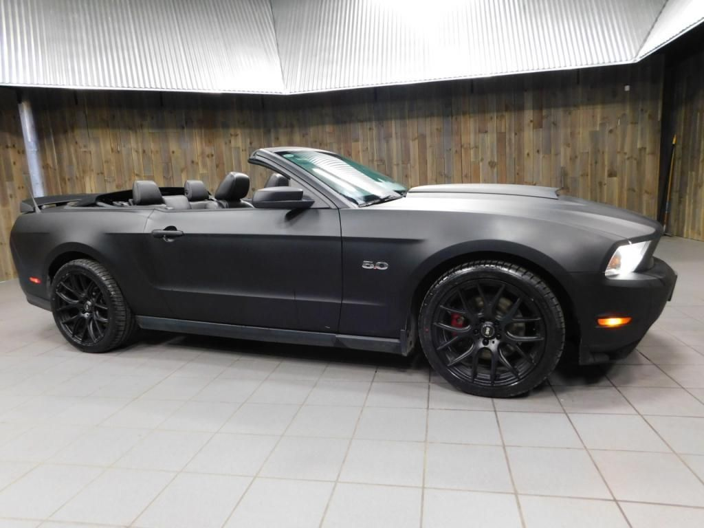 2011 Ford Mustang GT - 18044144 - 1