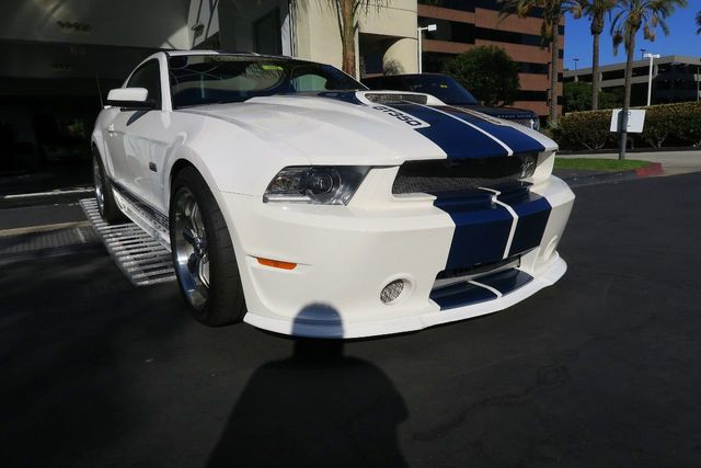 2011 Ford Mustang Shelby GT350  Coupe - Click to see full-size photo viewer