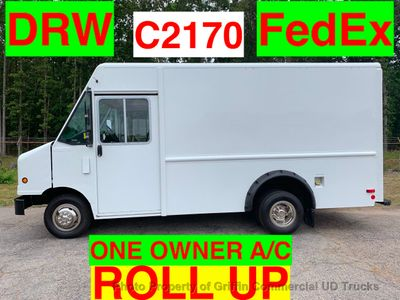2011 Ford STEP VAN DRW TALL JUST 45k MILES ONE OWNER TALL A/C ROLL UP FEDEX!