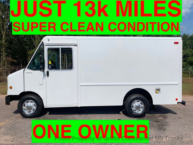 12k In Miles >> 2011 Used Ford Step Van Just 12k Miles Srw Super Clean One Owner Amazing Condition 100 Pictures At Griffin Commercial Ud Trucks Nc Iid 19343623