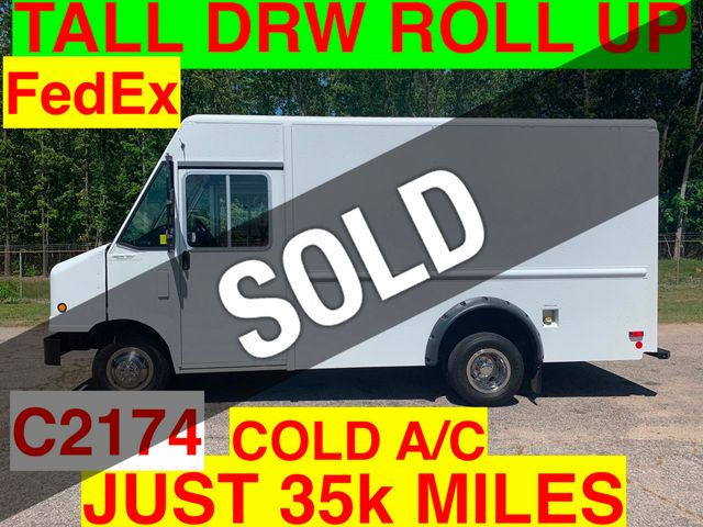 2011 Ford STEP VAN JUST 35k MILES!! ONE OWNER!! DRW ROLLUP HARD TO FIND WITH A/C!! SUPER CLEAN!!