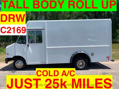 2011 Ford STEP VAN TALL JUST 25k MILES ONE OWNER DRW ROLL UP COLD A/C PERFECT FOR FEDEX!!