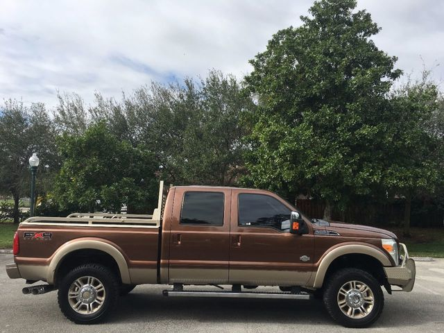 "2011 Ford Super Duty F-250 SRW 4WD Crew Cab 156"" King Ranch - Click to see full-size photo viewer"