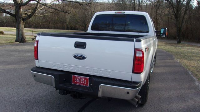 2011 Ford Super Duty F-250 SRW