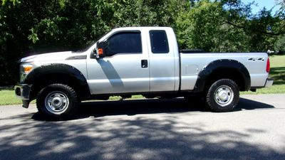 "2011 Ford Super Duty F-250 SRW 4WD SuperCab 142"" XL Truck"
