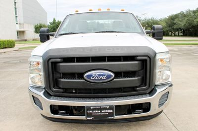 2011 Ford Super Duty F-350 F-350 EXTENDED CAB FLAT BED - Click to see full-size photo viewer