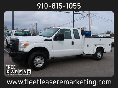 2011 Ford Super Duty F-350 4WD Utility Body