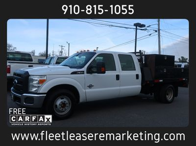 2011 Ford Super Duty F-350 DRW Flatbed Diesel