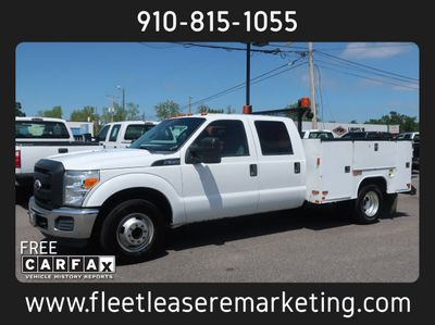2011 Ford Super Duty F-350 DRW Utility Body