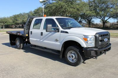 """2011 Ford Super Duty F-350 SRW Cab-Chassis 4WD Crew Cab 176"""" WB 60"""" CA XL - Click to see full-size photo viewer"""