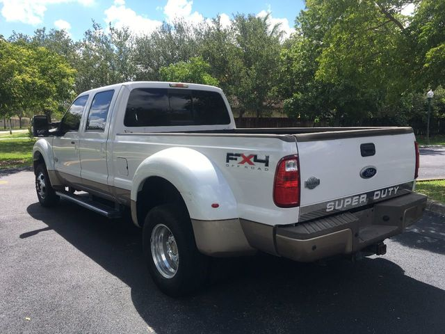 "2011 Ford Super Duty F-450 DRW 4WD Crew Cab 172"" King Ranch - Click to see full-size photo viewer"