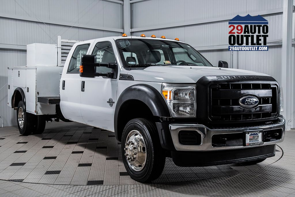 2011 used ford super duty f 450 drw cab chassis 2wd crew. Black Bedroom Furniture Sets. Home Design Ideas