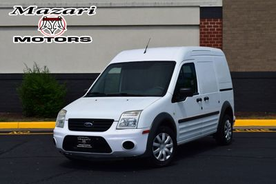 "2011 Ford Transit Connect 114.6"" XLT w/rear door privacy glass Van"