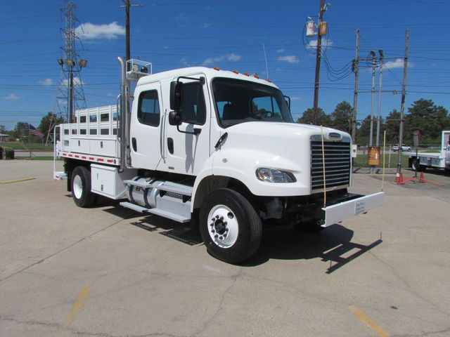 2011 Used Freightliner M2 106 Flatbed Truck at Texas Truck Center