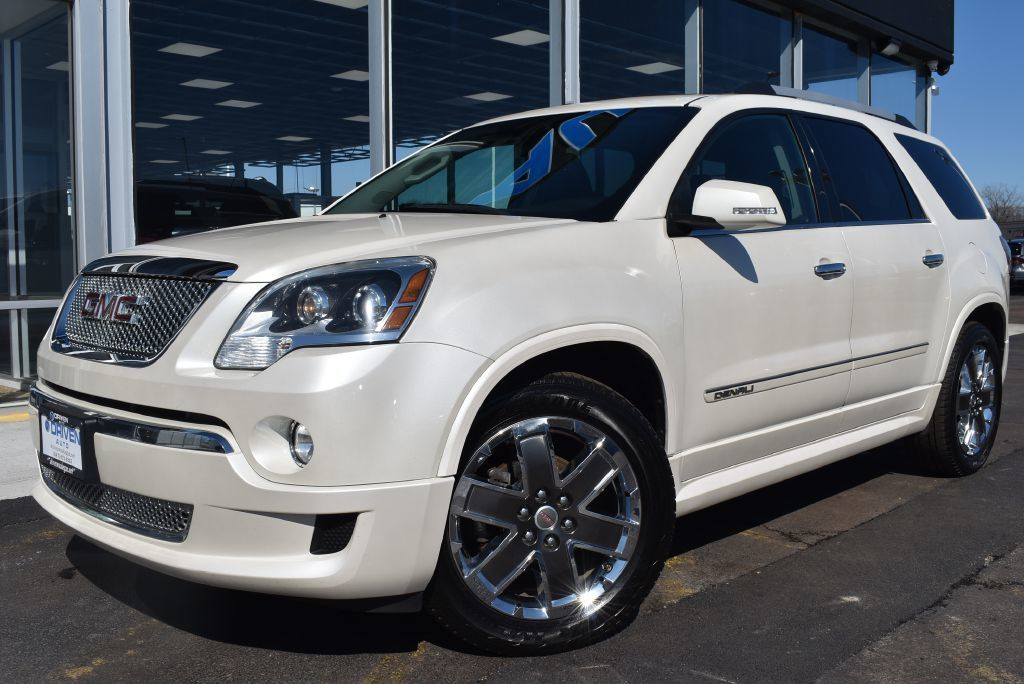 Used Gmc Acadia Waukegan Il