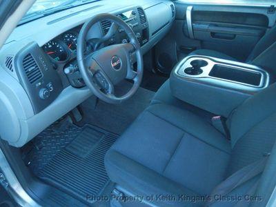 """2011 GMC Sierra 1500 2WD Ext Cab 143.5"""" SL - Click to see full-size photo viewer"""