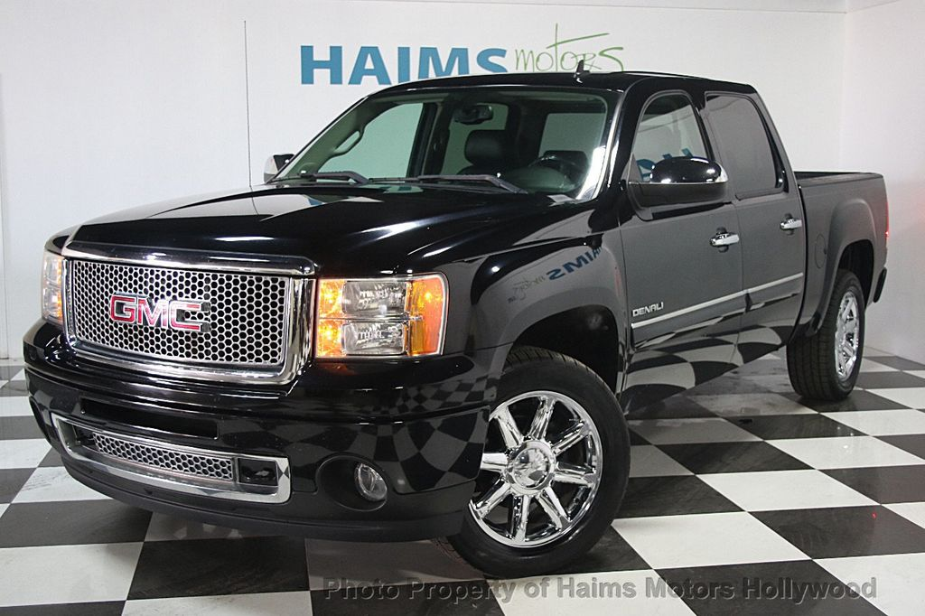 "Gmc Dealer Miami >> 2011 Used GMC Sierra 1500 AWD Crew Cab 143.5"" Denali at Haims Motors Serving Fort Lauderdale ..."