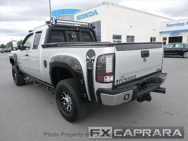 2011 GMC Sierra 2500  - 17742045 - 4