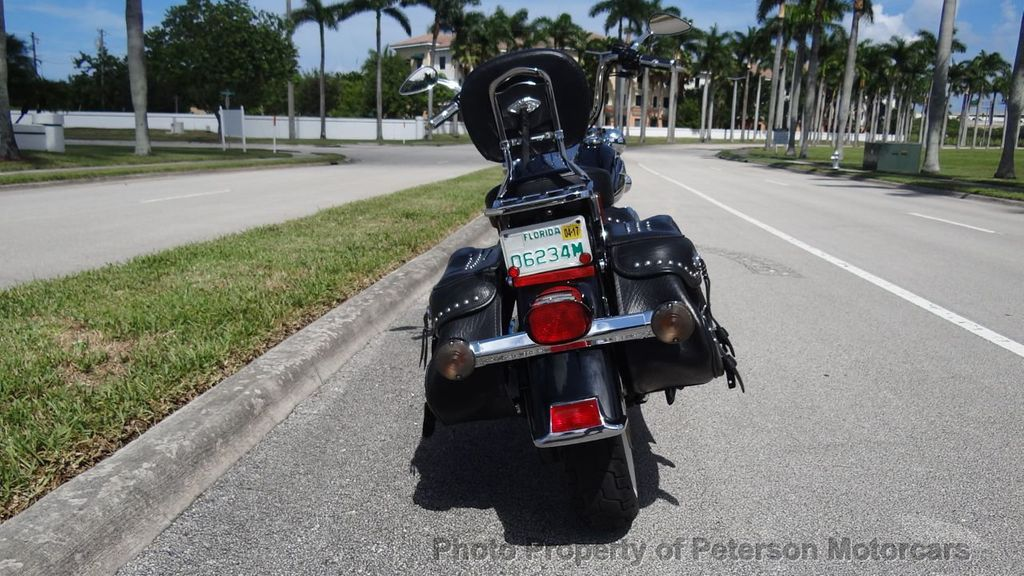 2011 Used Harley-Davidson Heritage Softail LIKE NEW at Peterson Motorcars  Serving West Palm Beach, FL, IID 14035014