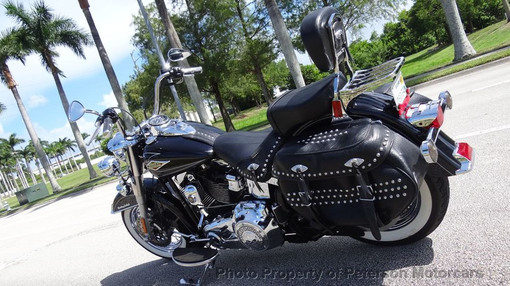 2011 Harley-Davidson Heritage Softail LIKE NEW - 14035014 - 5