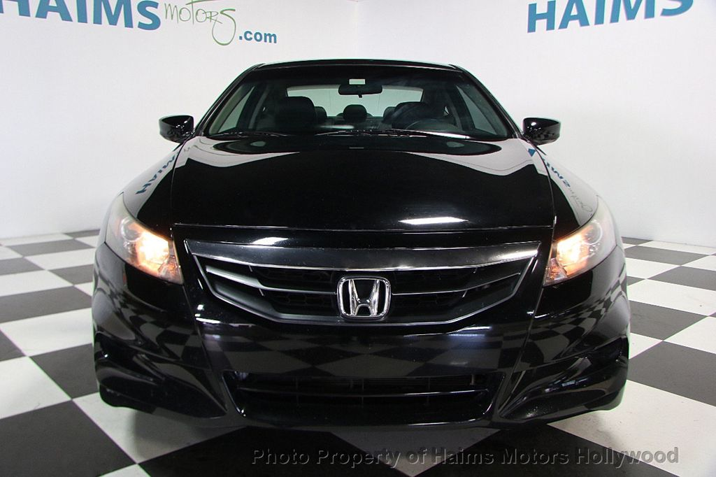 2011 Used Honda Accord Coupe 2dr I4 Automatic Lx S At